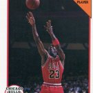 1991 Hoops McDonalds Basketball Card #5 Michael Jordon