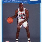 1991 Hoops McDonalds Basketball Card #55 Michael Jordon