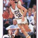 1991 Hoops McDonalds Basketball Card #45 John Stockton