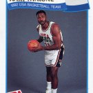 1991 Hoops McDonalds Basketball Card #56 Karl Malone