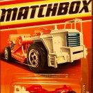 2011 Matchbox #40 Scraper