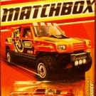 2011 Matchbox #94 Ridge Raider