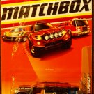2010 Matchbox #89 Sahara Survivor