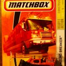 2009 Matchbox #64 Ground Breaker ORANGE
