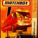 2009 Matchbox #74 Tractor Plow