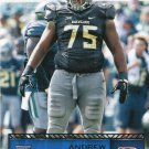 2016 Prestige Football Card #276 Andrew Billings