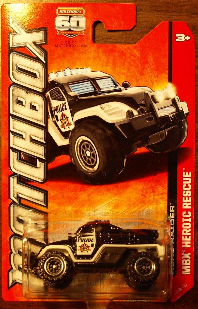 2013 Matchbox #113 Road Raider