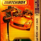 2007 Matchbox #31 Austin Mini Van 55th Anniversary