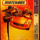 2006 Matchbox #8 Ford Shelby Cobra Concept