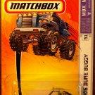 2006 Matchbox #51 2006 Dune Buggy