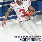 2016 Prestige Football Card Blue Chip #14 Michael Thomas