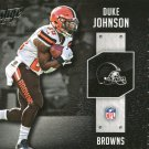 2016 Prestige Football Card Hardware #11 Duke Johnson