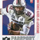 2016 Prestige Football Card Passport #15 Jerell Adams