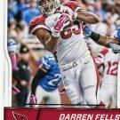 2016 Score Football Card #8 Darren Ellis