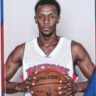 2016 Hoops Basketball Card #5 Ish Smith