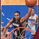 2016 Hoops Basketball Card #46 Chris Bosh