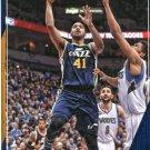 2016 Hoops Basketball Card #160 Trey Lyles