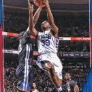 2016 Hoops Basketball Card #162 Jerami Grant