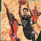 2016 Hoops Basketball Card #165 Rashad Vaughn