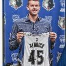 2016 Hoops Basketball Card #180 Cole Aldrich