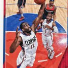 2016 Hoops Basketball Card #181 Luc Mbah A Moute