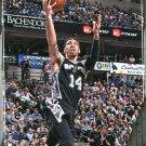2016 Hoops Basketball Card #235 Danny Green