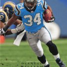 2008 Upper Deck Football Card #23 DeAngelo Williams