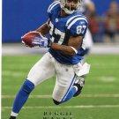 2008 Upper Deck Football Card #82 Reggie Wayne