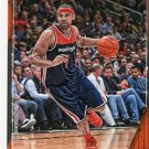 2016 Hoops Basketball Card #257 Jared Dudley