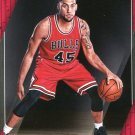 2016 Hoops Basketball Card #273 Denzel Valentine