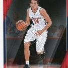 2016 Hoops Basketball Card #281 Tomas Satoransky