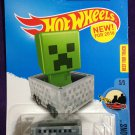 2016 Hot Wheels #70 Minecart