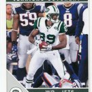 2011 Score Football Card #203 Jerricho Cotchery