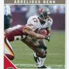 2011 Score Football Card #273 Arrelious Benn