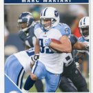 2011 Score Football Card #286 Marc Maiani