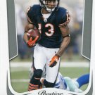 2011 Prestige Football Card #37 Johnny Knox