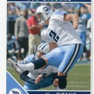 2011 Score Football Card #291 Rob Bironas