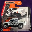 2015 Matchbox Short Card #68 International MXT MVA