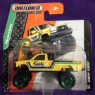 2015 Matchbox Short Card #112 Chevy K1500