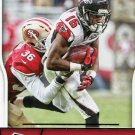 2016 Score Football Card #17 Justin Hardy