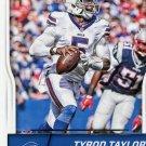 2016 Score Football Card #32 Tyrod Taylor
