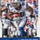 2016 Score Football Card #34 LeSean McCoy