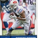 2016 Score Football Card #38 Robert Woods