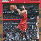 2016 Donruss Basketball Card #13 Nikola Mirotic