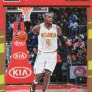 2016 Donruss Basketball Card #35 Paul Milsaps