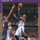 2016 Donruss Basketball Card #55 Ben McLemore