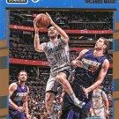 2016 Donruss Basketball Card #70 Evan Fournier