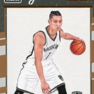 2016 Donruss Basketball Card #83 Jeremy Lin