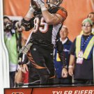 2016 Score Football Card #68 Tyler Eifert