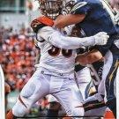 2016 Score Football Card #71 Carlos Dunlap